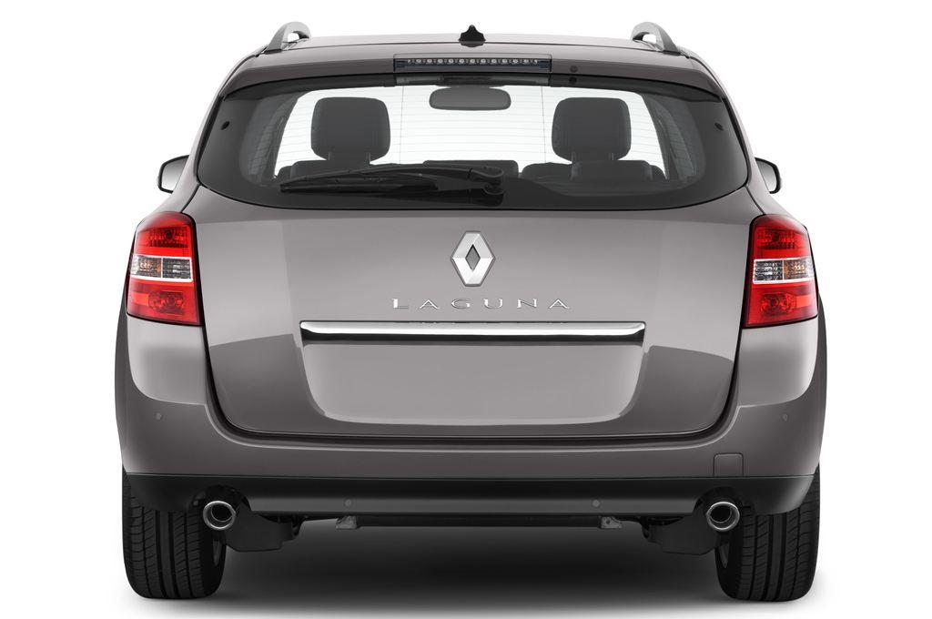 Renault Laguna Privil�ge Kombi (2007 - 2015) 5 Türen Heckansicht