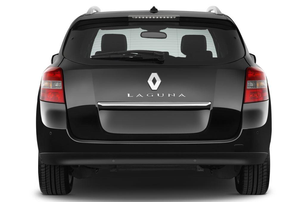 Renault Laguna Bose Edition Kombi (2007 - 2015) 5 Türen Heckansicht