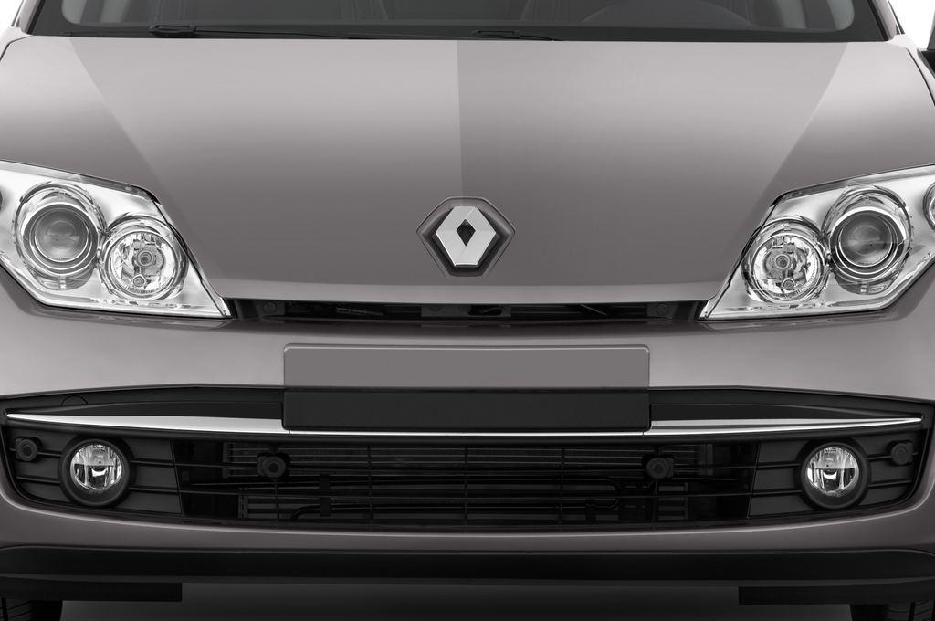 Renault Laguna Privil�ge Kombi (2007 - 2015) 5 Türen Kühlergrill und Scheinwerfer
