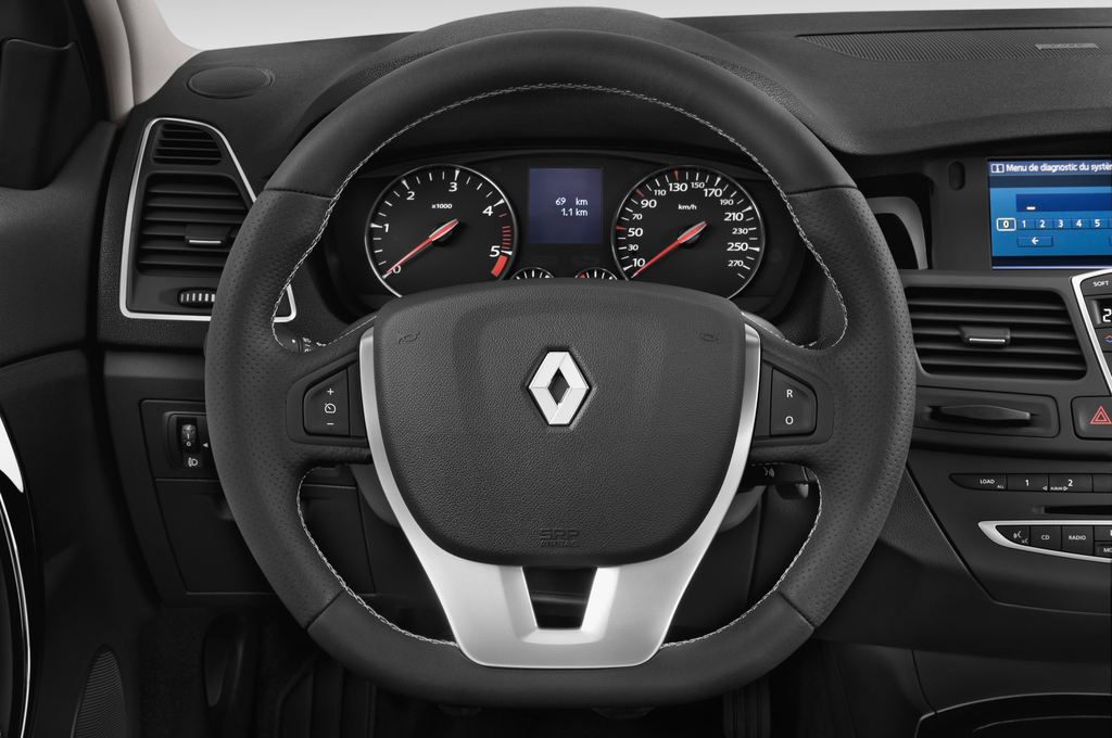 Renault Laguna Bose Edition Kombi (2007 - 2015) 5 Türen Lenkrad