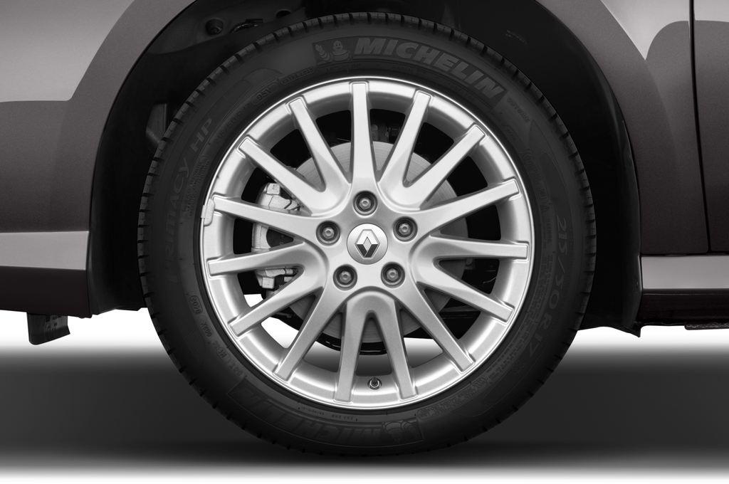 Renault Laguna Privil�ge Kombi (2007 - 2015) 5 Türen Reifen und Felge