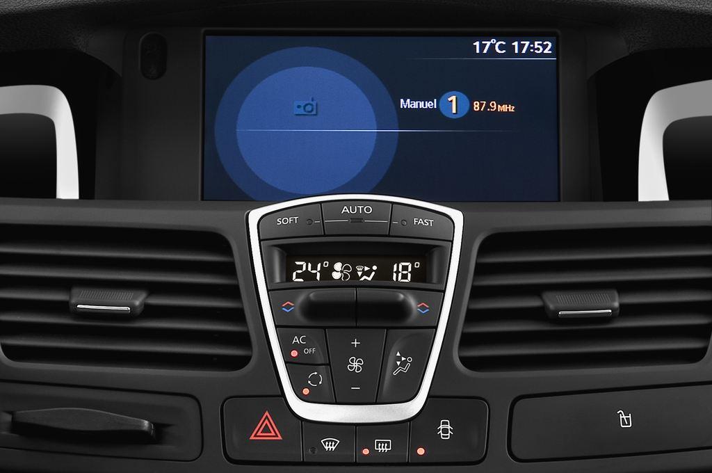 Renault Laguna Bose Edition Kombi (2007 - 2015) 5 Türen Temperatur und Klimaanlage