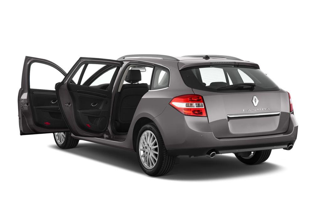 Renault Laguna Privil�ge Kombi (2007 - 2015) 5 Türen Tür geöffnet