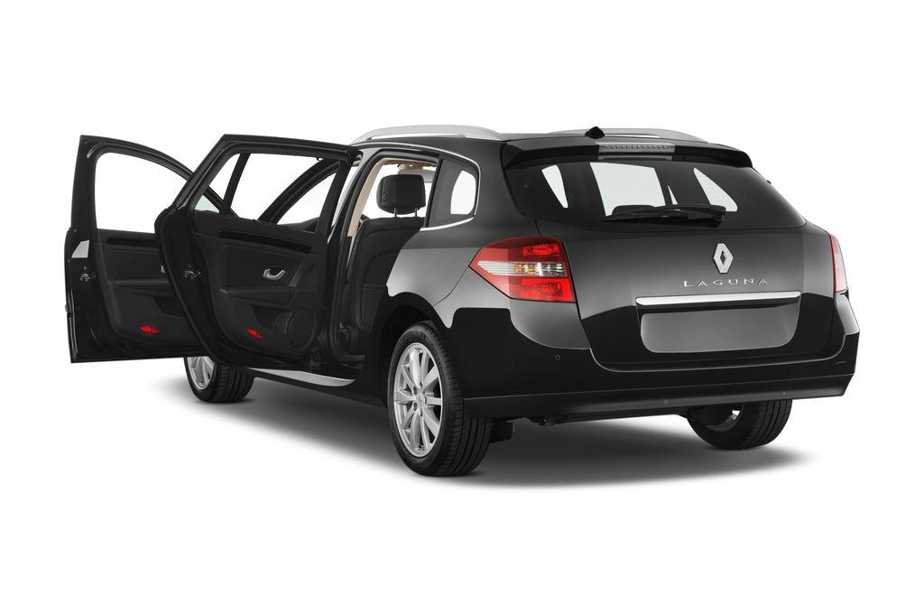 Renault Laguna Bose Edition Kombi (2007 - 2015) 5 Türen Tür geöffnet
