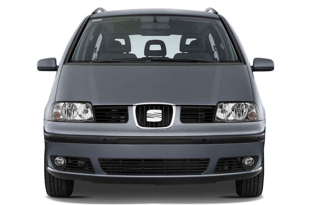 Seat Alhambra Style Van (1996 - 2010) 5 Türen Frontansicht