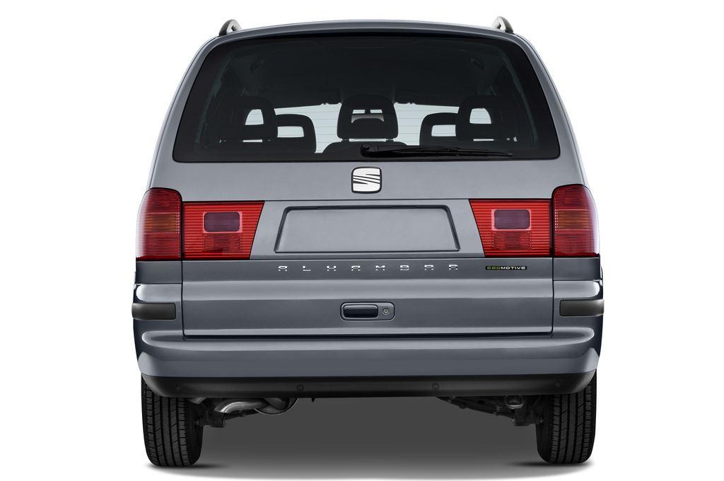 Seat Alhambra Style Van (1996 - 2010) 5 Türen Heckansicht