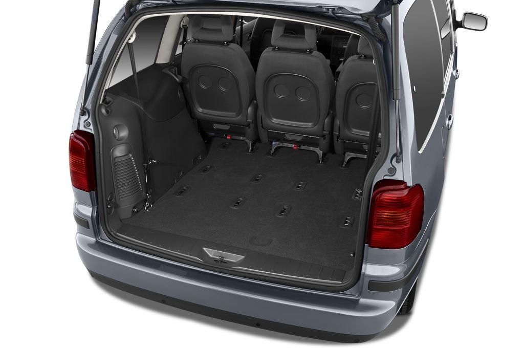 Seat Alhambra Style Van (1996 - 2010) 5 Türen Kofferraum