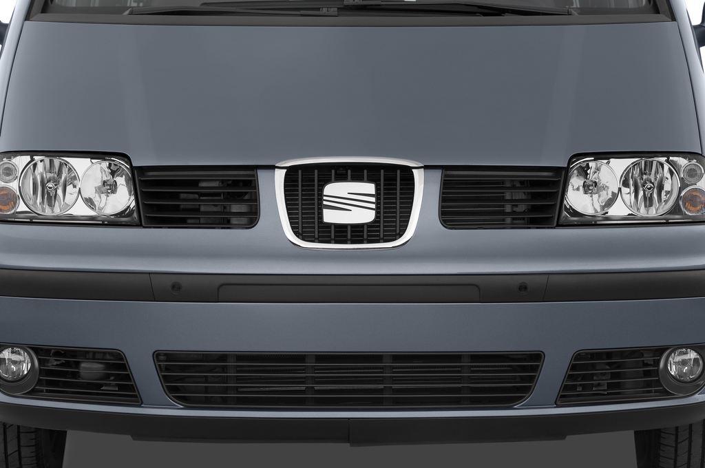Seat Alhambra Style Van (1996 - 2010) 5 Türen Kühlergrill und Scheinwerfer