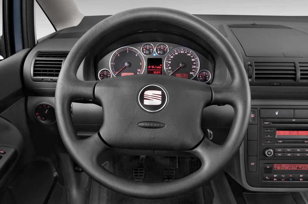 Seat Alhambra Style Van (1996 - 2010) 5 Türen Lenkrad