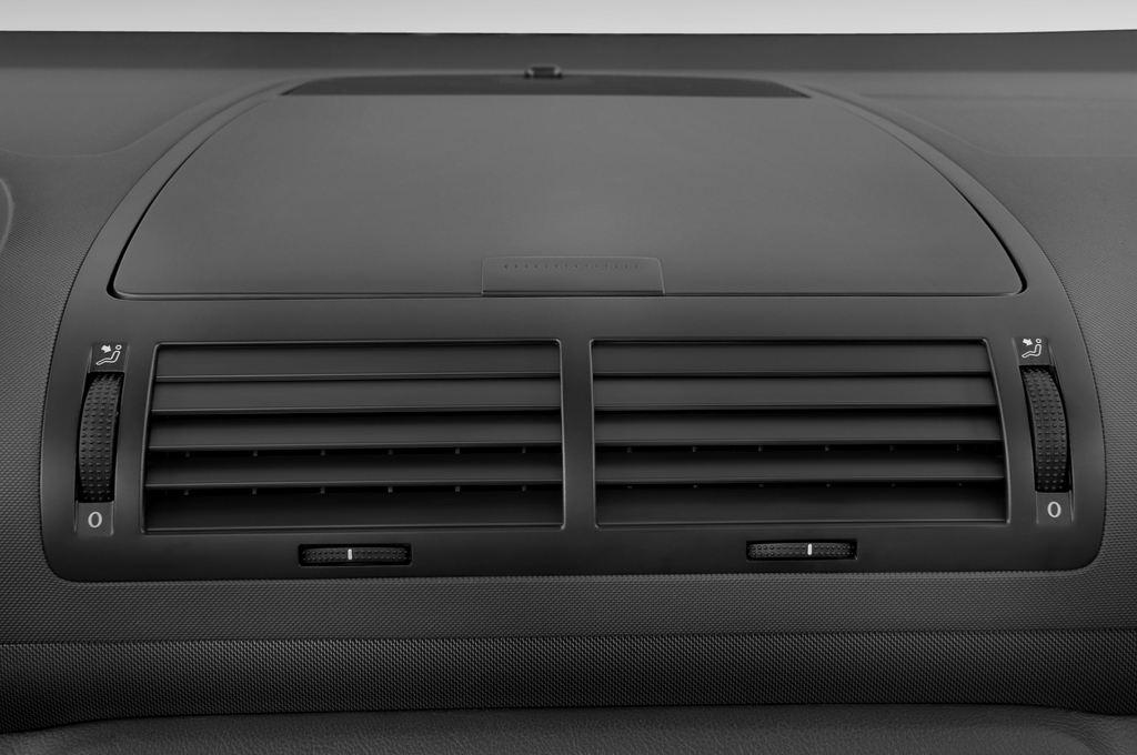 Seat Alhambra Style Van (1996 - 2010) 5 Türen Lüftung