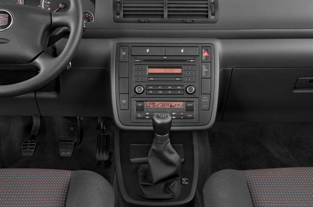 Seat Alhambra Style Van (1996 - 2010) 5 Türen Mittelkonsole