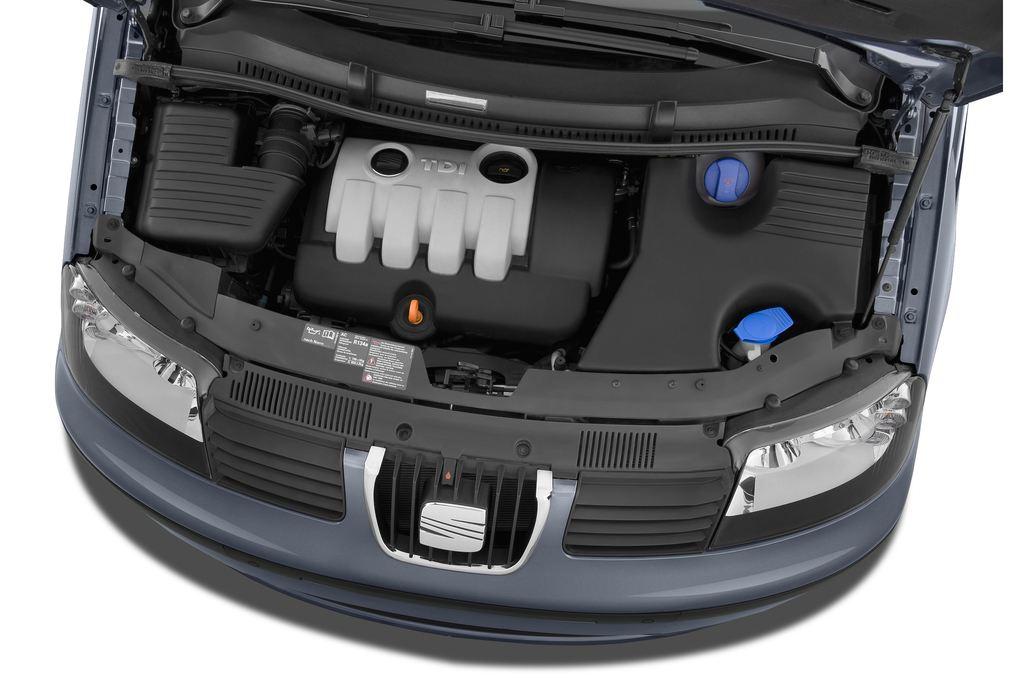 Seat Alhambra Style Van (1996 - 2010) 5 Türen Motor