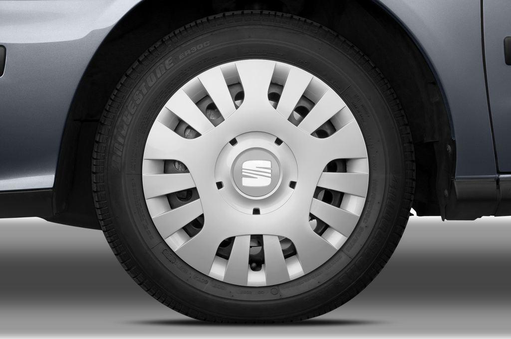 Seat Alhambra Style Van (1996 - 2010) 5 Türen Reifen und Felge