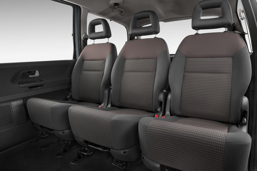 Seat Alhambra Style Van (1996 - 2010) 5 Türen Rücksitze
