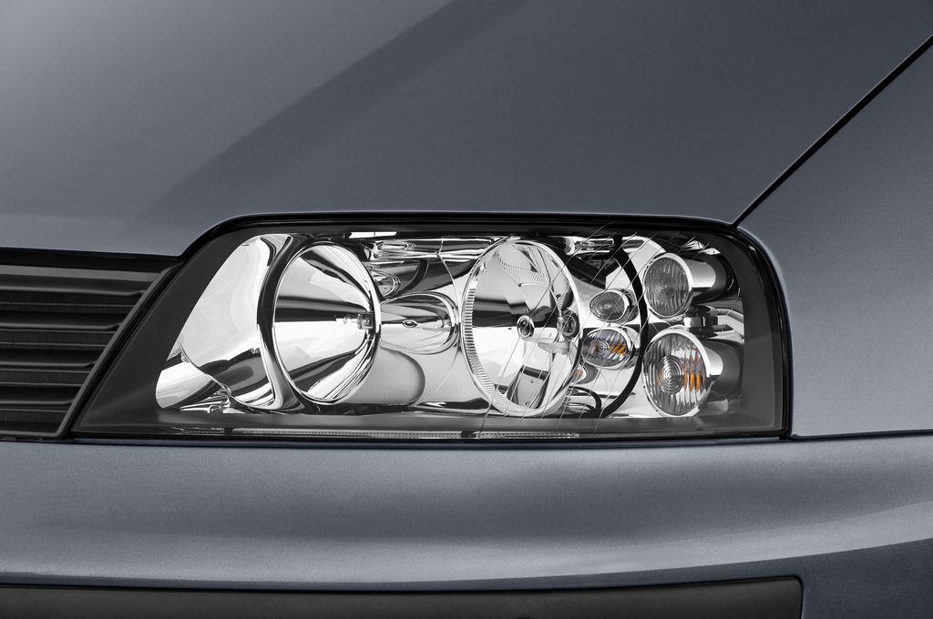 Seat Alhambra Style Van (1996 - 2010) 5 Türen Scheinwerfer