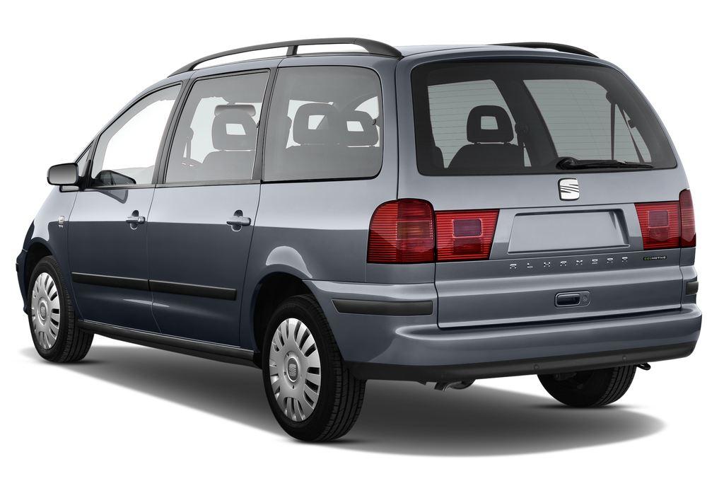 Seat Alhambra Style Van (1996 - 2010) 5 Türen seitlich hinten