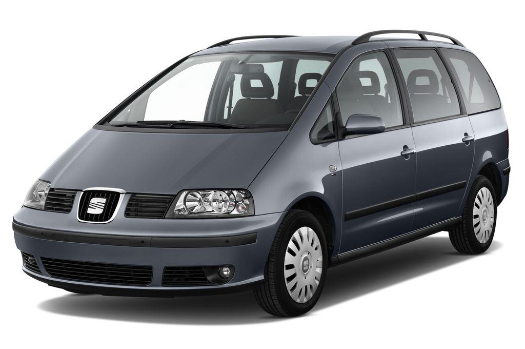 Seat Alhambra Style Van (1996 - 2010) 5 Türen seitlich vorne