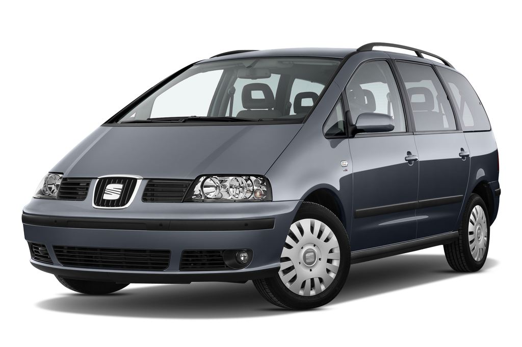 Seat Alhambra Style Van (1996 - 2010) 5 Türen seitlich vorne mit Felge