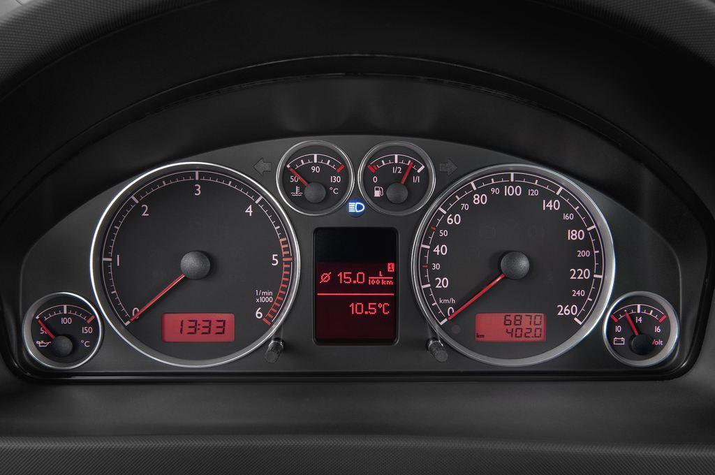 Seat Alhambra Style Van (1996 - 2010) 5 Türen Tacho und Fahrerinstrumente