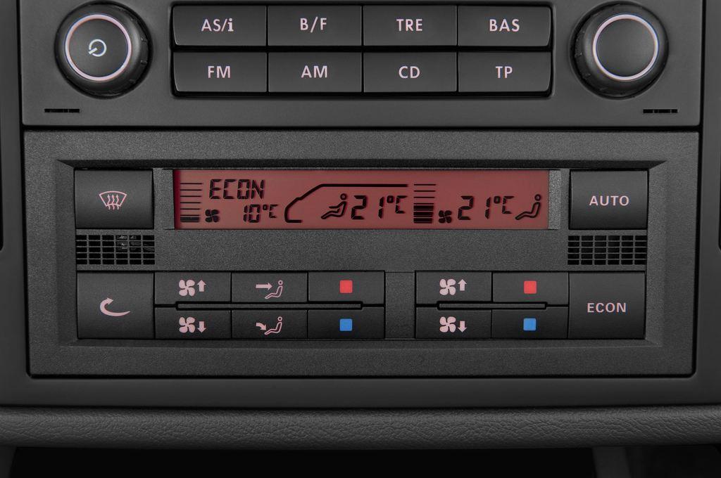 Seat Alhambra Style Van (1996 - 2010) 5 Türen Temperatur und Klimaanlage