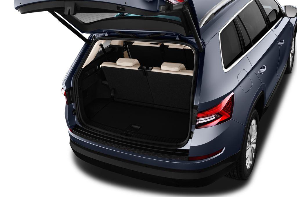 Skoda Kodiaq Style SUV (2016 - heute) 5 Türen Kofferraum