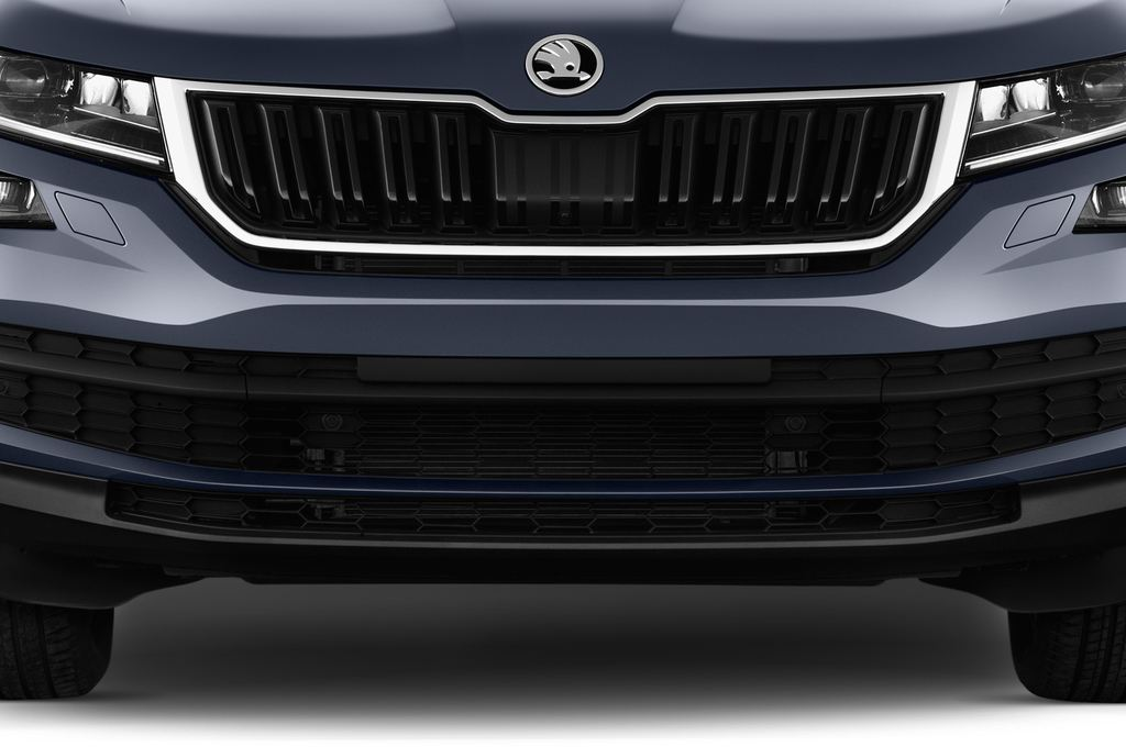 Skoda Kodiaq Style SUV (2016 - heute) 5 Türen Kühlergrill und Scheinwerfer