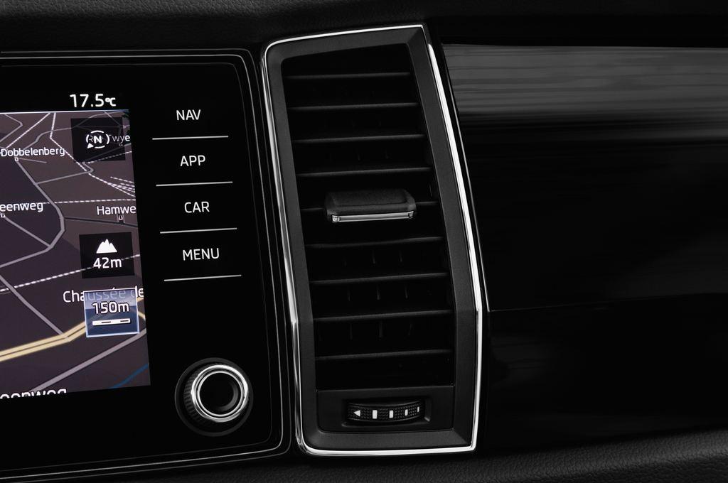 Skoda Kodiaq Style SUV (2016 - heute) 5 Türen Lüftung