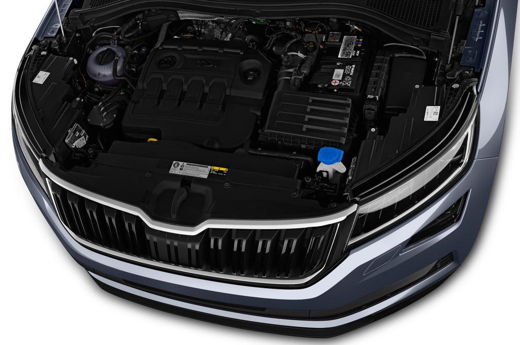 Skoda Kodiaq Style SUV (2016 - heute) 5 Türen Motor