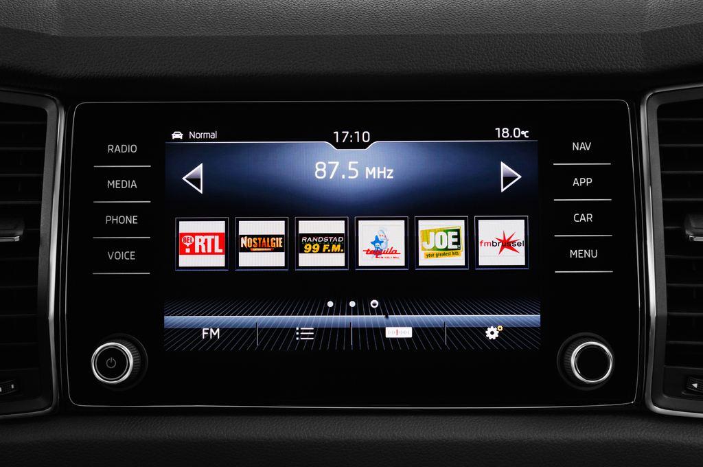 Skoda Kodiaq Style SUV (2016 - heute) 5 Türen Radio und Infotainmentsystem