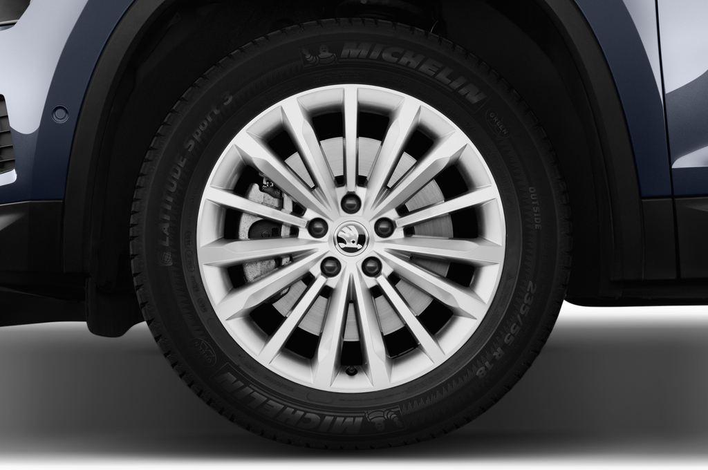 Skoda Kodiaq Style SUV (2016 - heute) 5 Türen Reifen und Felge