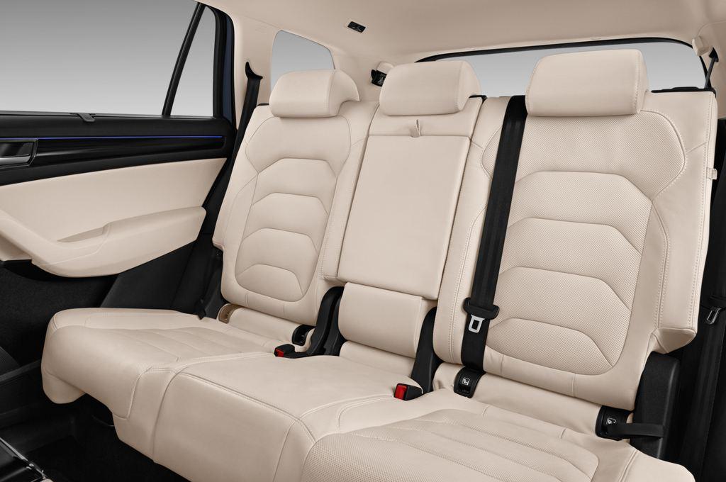 Skoda Kodiaq Style SUV (2016 - heute) 5 Türen Rücksitze