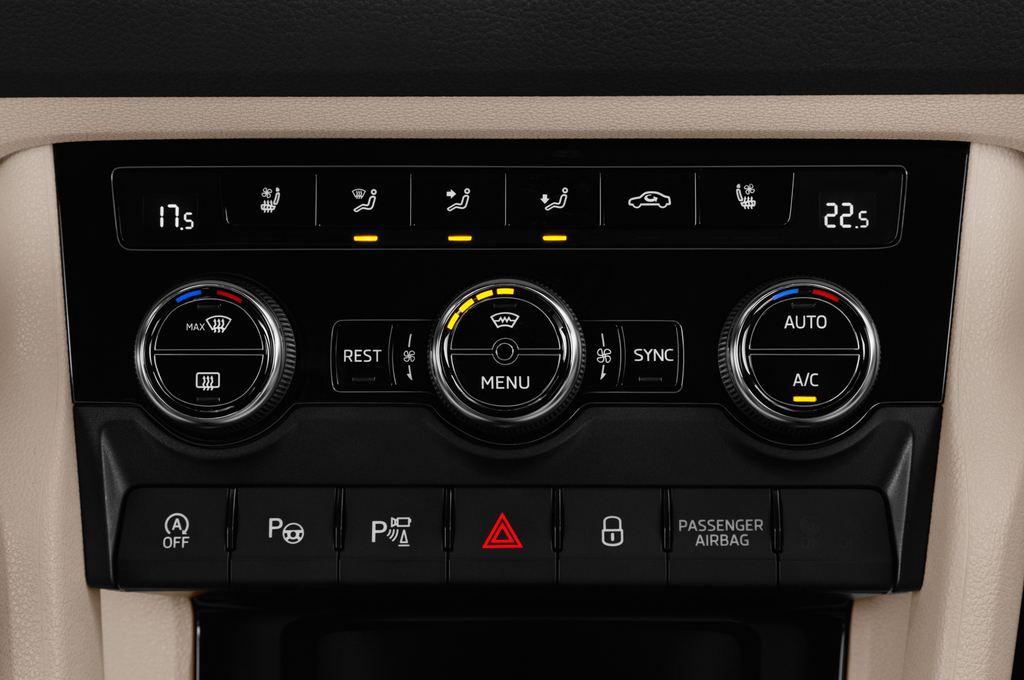 Skoda Kodiaq Style SUV (2016 - heute) 5 Türen Temperatur und Klimaanlage