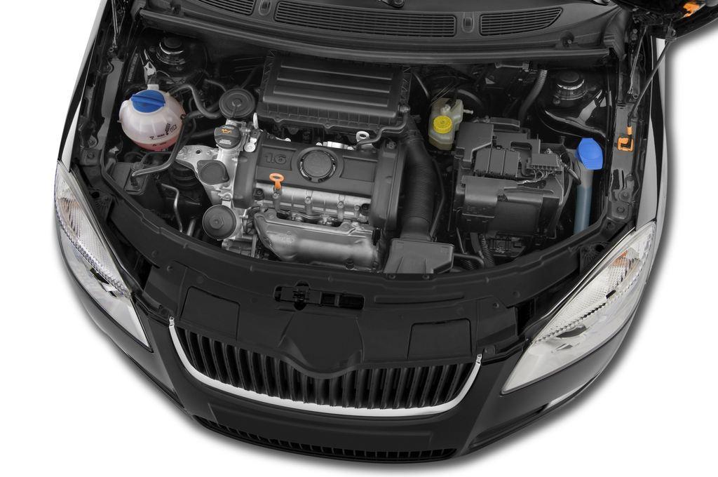 Skoda Roomster Comfort Transporter (2006 - 2015) 5 Türen Motor