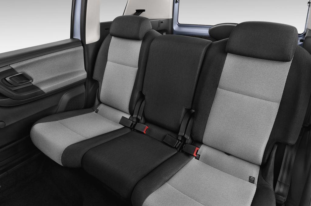 Skoda Roomster Active Transporter (2006 - 2015) 5 Türen Rücksitze