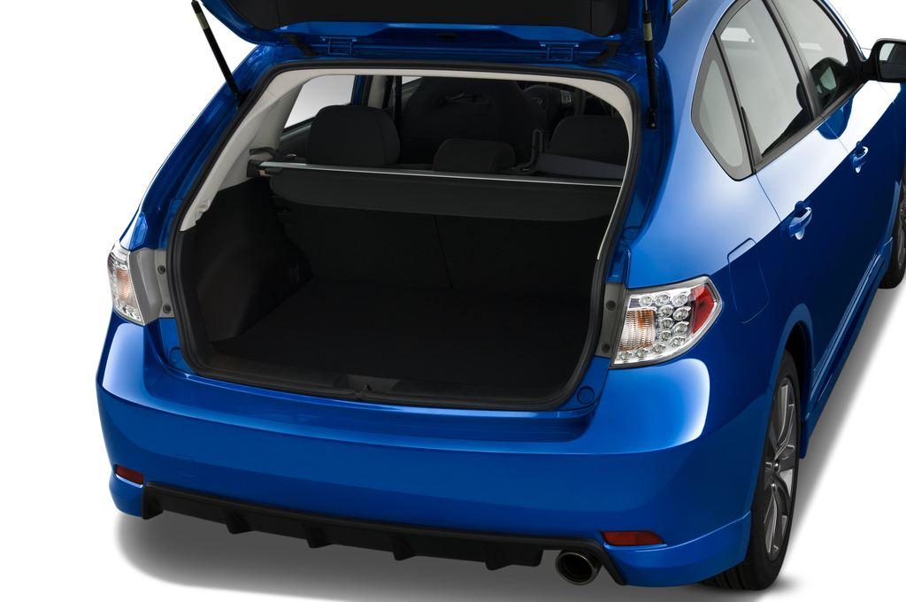 Subaru Impreza WRX STI Kombi (2000 - 2007) 5 Türen Kofferraum
