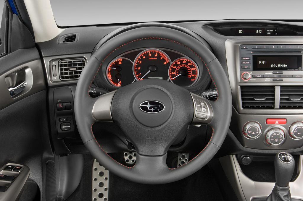 Subaru Impreza WRX STI Kombi (2000 - 2007) 5 Türen Lenkrad