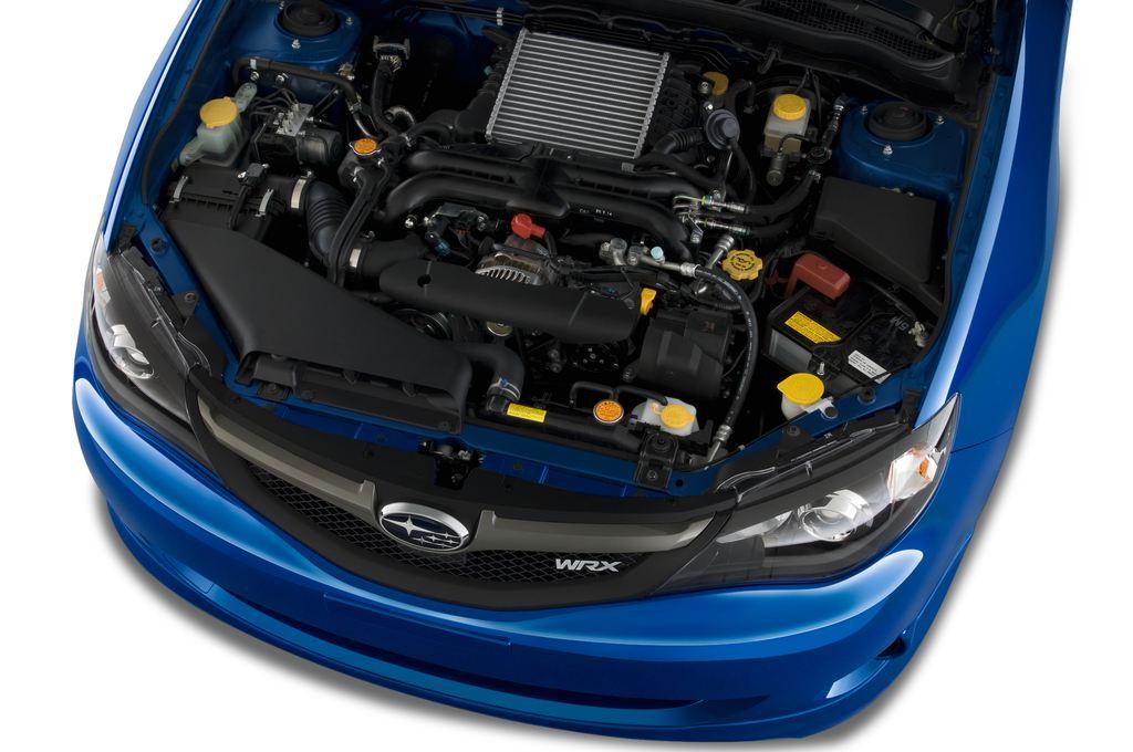 Subaru Impreza WRX STI Kombi (2000 - 2007) 5 Türen Motor