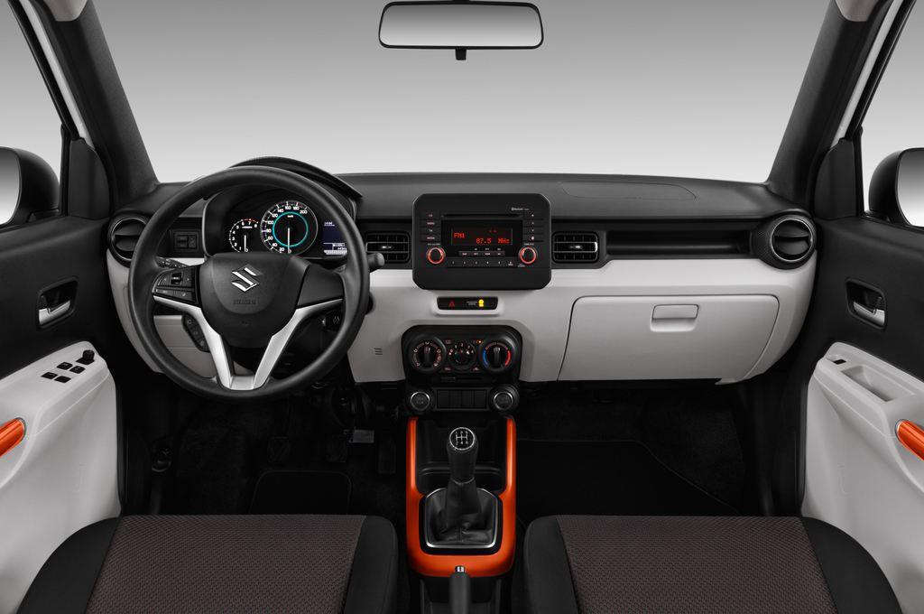 Suzuki Ignis Basic SUV 2016