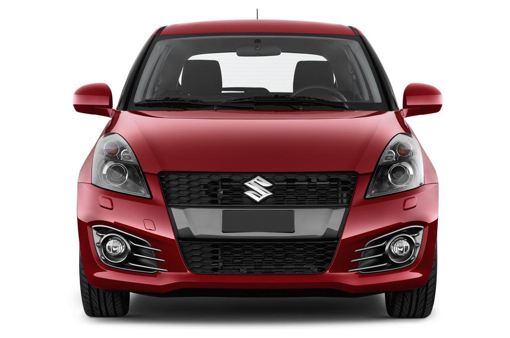 Suzuki Swift Sport Kleinwagen (2005 - 2011) 3 Türen Frontansicht