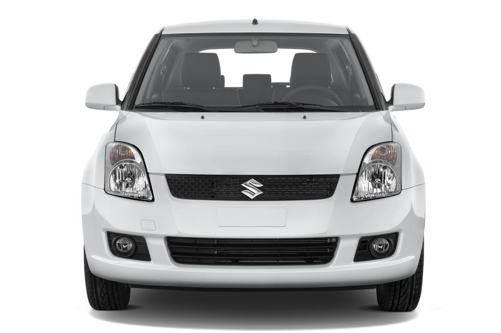 Suzuki Swift Comfort Kleinwagen (2005 - 2011) 5 Türen Frontansicht