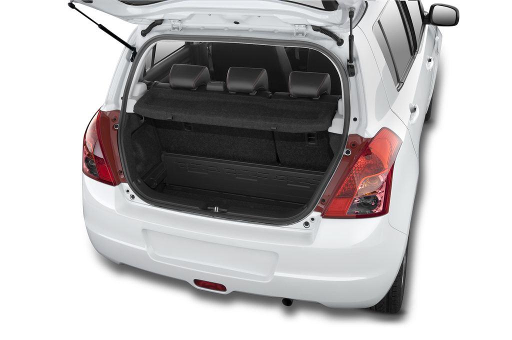 Suzuki Swift Comfort Kleinwagen (2005 - 2011) 5 Türen Kofferraum