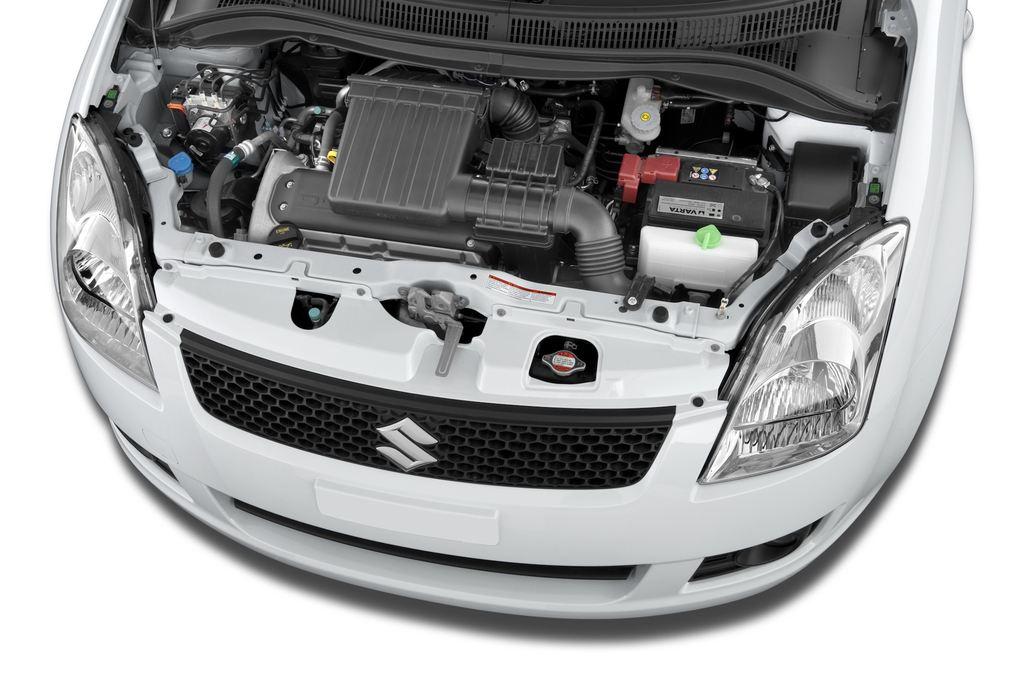 Suzuki Swift Comfort Kleinwagen (2005 - 2011) 5 Türen Motor
