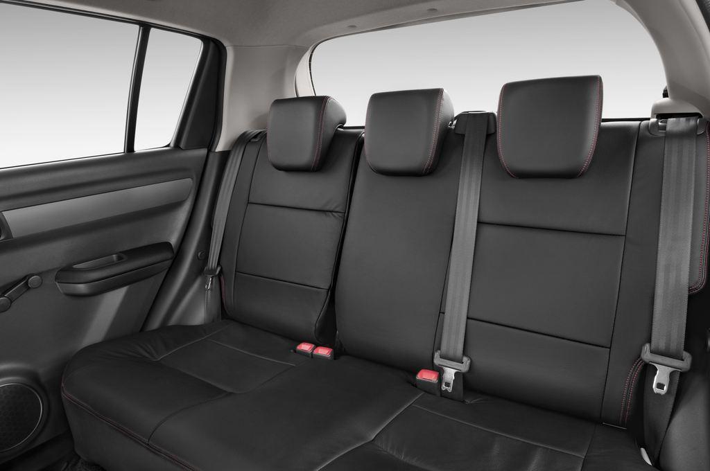 Suzuki Swift Comfort Kleinwagen (2005 - 2011) 5 Türen Rücksitze