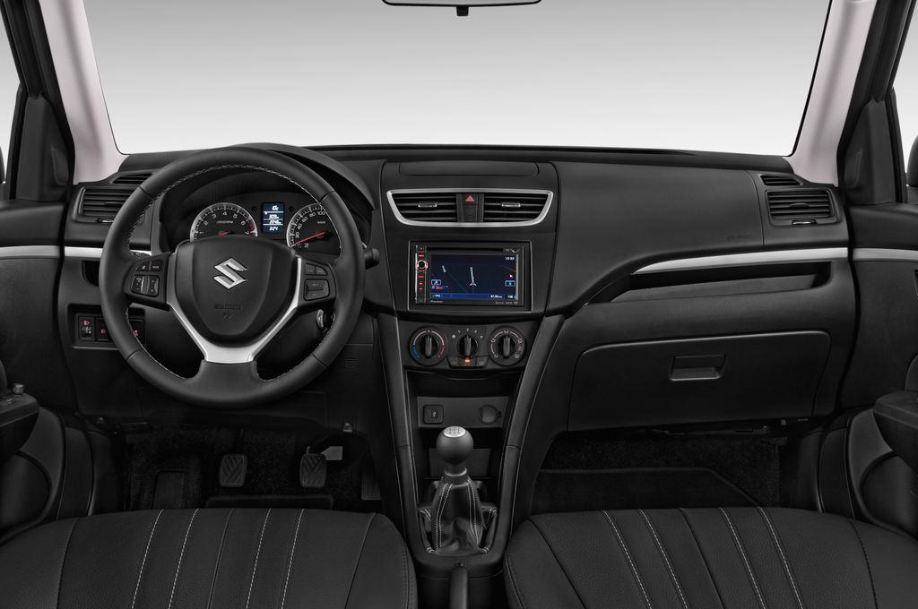 Suzuki Swift 12 Comfort Kleinwagen 2011