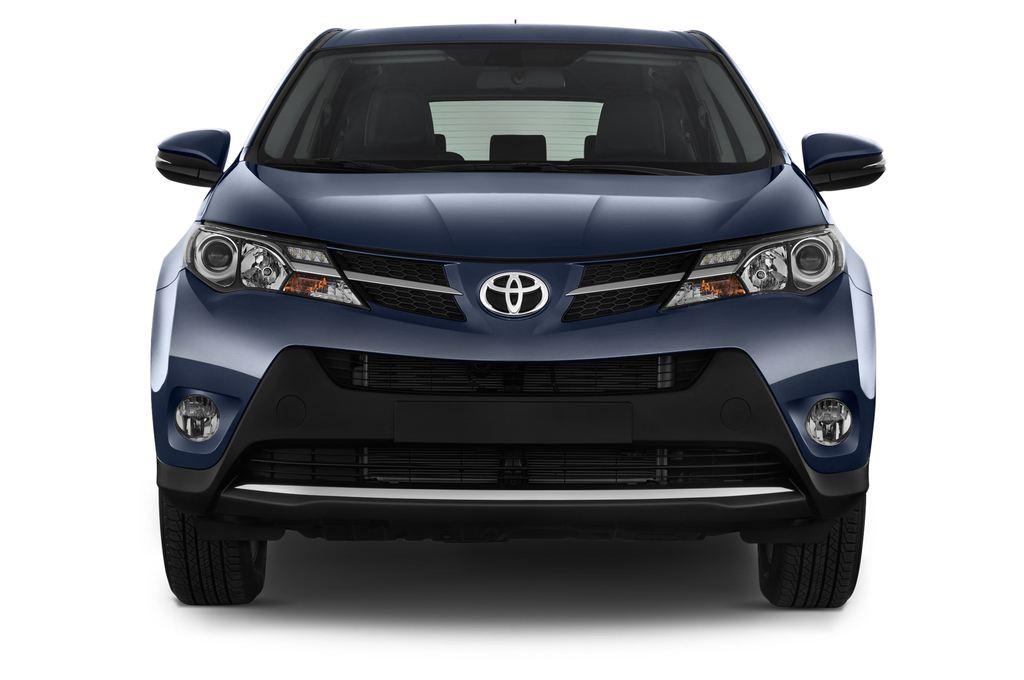 Toyota RAV 4 Comfort SUV (2013 - heute) 5 Türen Frontansicht