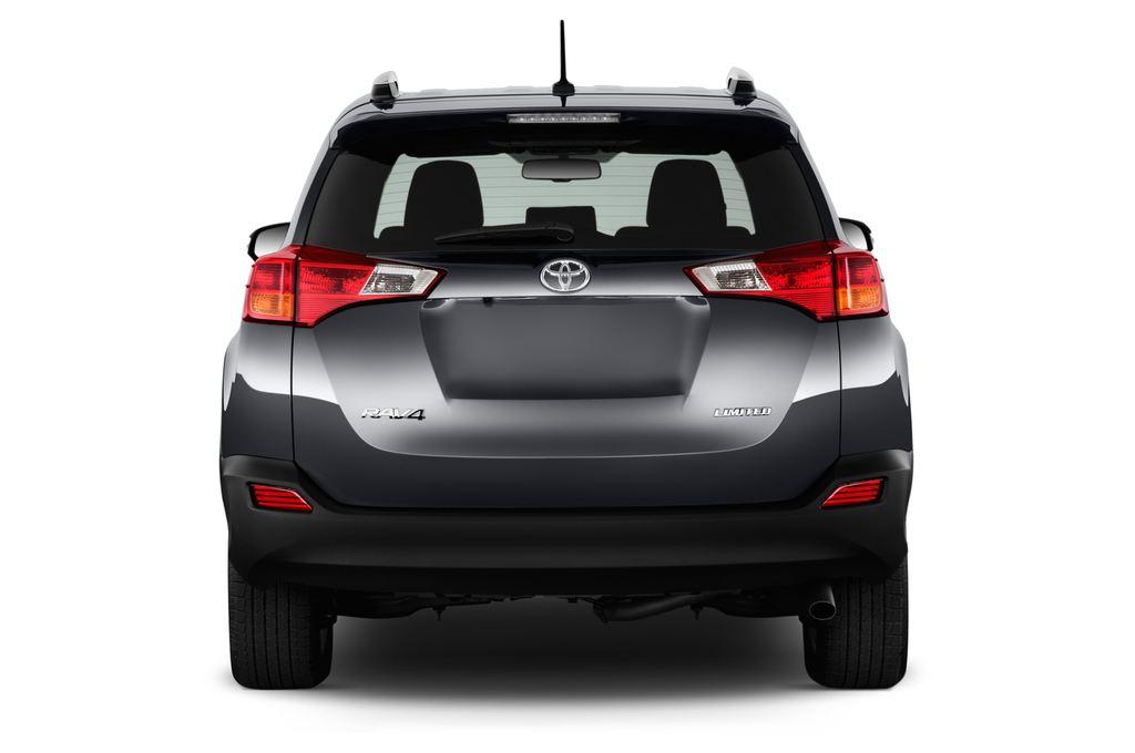 Toyota RAV 4 START-Edition SUV (2013 - heute) 5 Türen Heckansicht