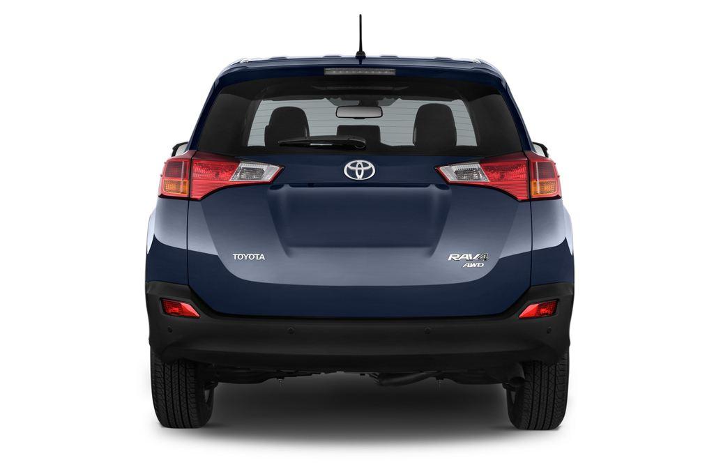 Toyota RAV 4 Comfort SUV (2013 - heute) 5 Türen Heckansicht