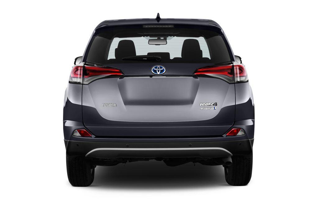 Toyota RAV 4 Executive SUV (2013 - heute) 5 Türen Heckansicht