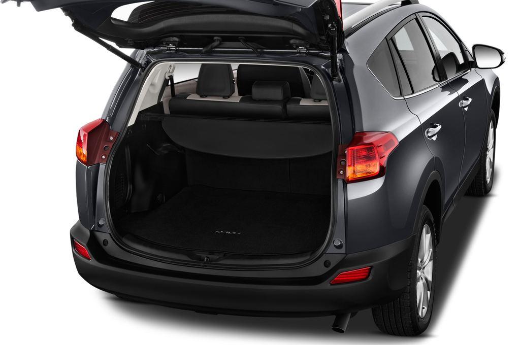 Toyota RAV 4 START-Edition SUV (2013 - heute) 5 Türen Kofferraum
