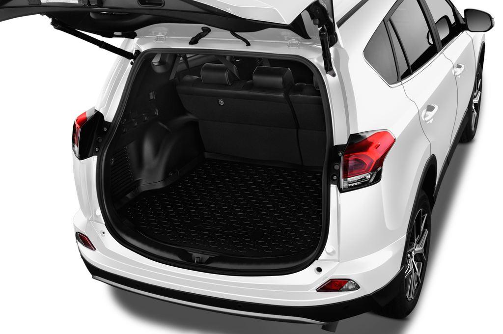 Toyota RAV 4 Edition SUV (2013 - heute) 5 Türen Kofferraum